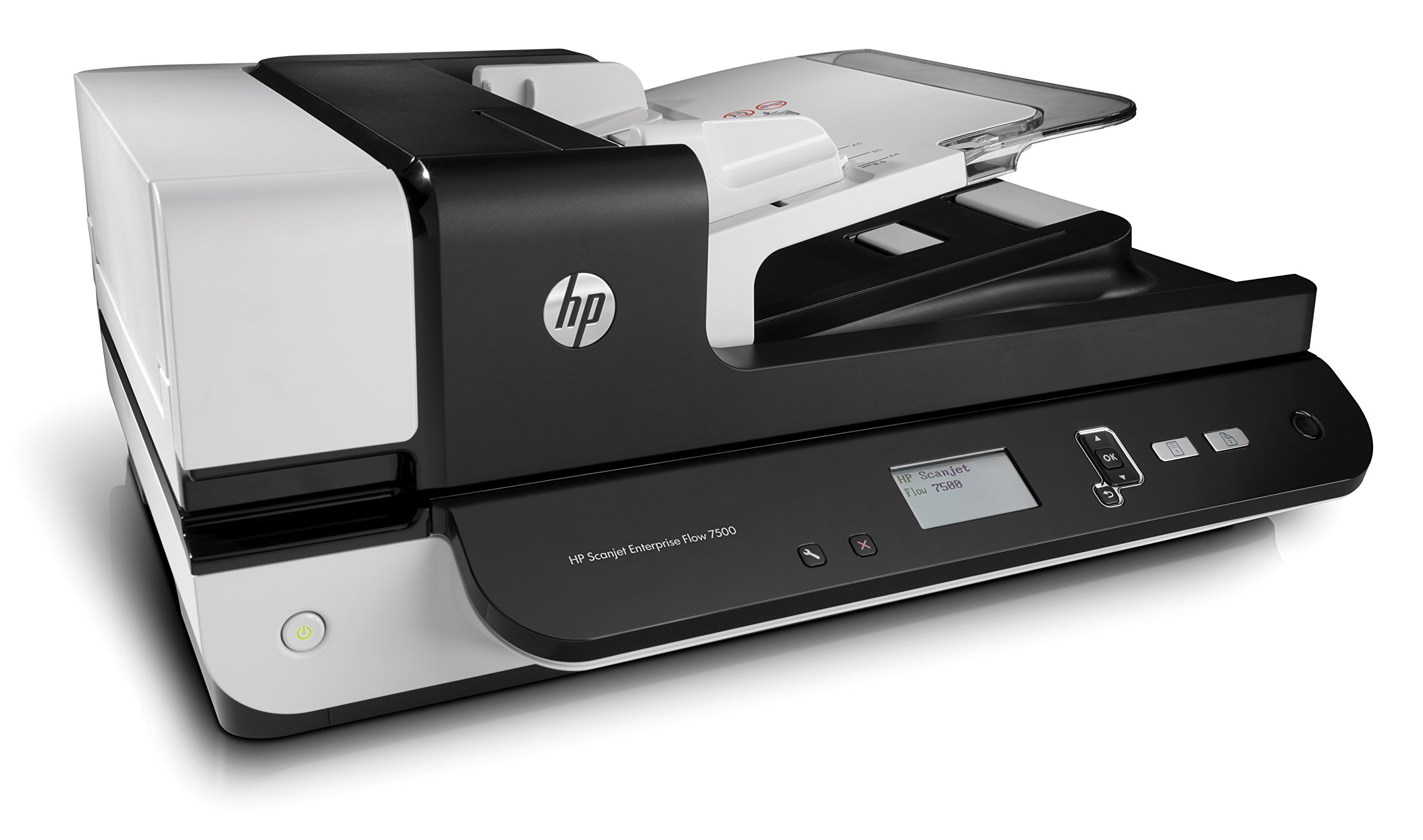 HP ScanJet Enterprise Flow 7500 Flatbed OCR Scanner by HP (Image #6)