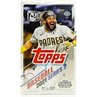 $105 » 2021 Topps Series 2 Baseball Factory Sealed Hobby Box 24 Packs of 14 Cards. 1 RELIC OR…
