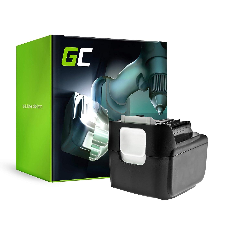 verde Cell® Utensili Elettrici Batteria per Makita DCF300 (Li-Ion celle 4 Ah 14.4V)