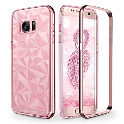 Amazon.com: BENTOBEN Samsung S7 Edge, Funda Galaxy S7 Edge ...