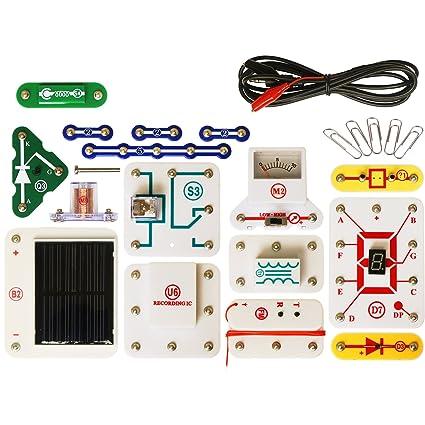 amazon com snap circuits uc 70 upgrade kit sc 300 to sc 750 toys rh amazon com