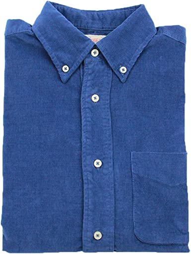 Brand Goodthreads Mens Slim-Fit Long-Sleeve Corduroy Shirt