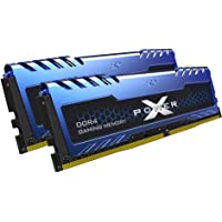 Silicon Power 16GB (8GBx2) XPOWER Turbine Gaming DDR4 3200MHz (PC4 25600) 288-pin CL16 1.35V UDIMM Desktop Memory Module…