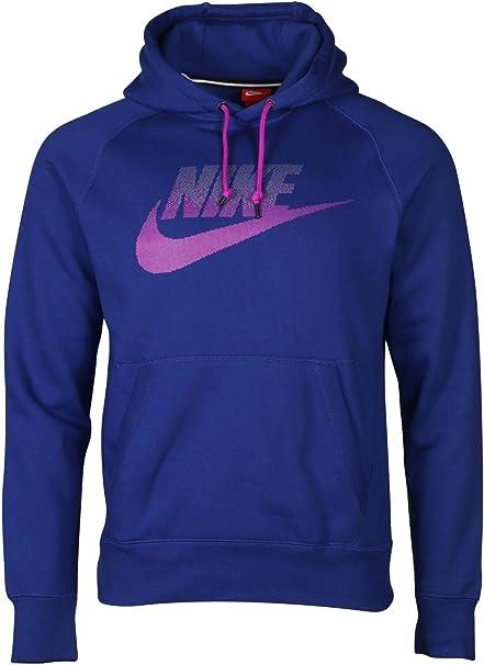 Nike pour Homme AW77 Futura Pull en Polaire à Capuche 839613