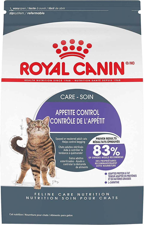 Royal Canin Feline Care Nutrition Appetite Control Dry Cat Food, 13 Pound Bag