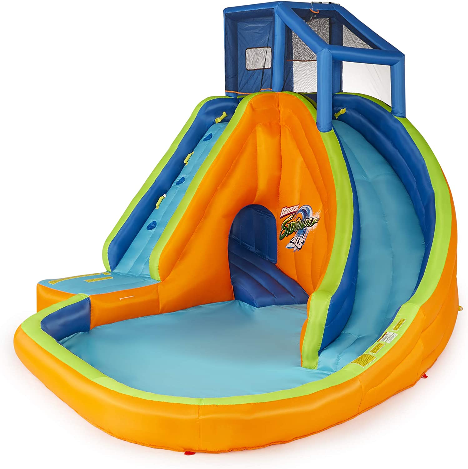 Top 11 Best Water Slide Pools Inflatable (2020 Reviews) 9