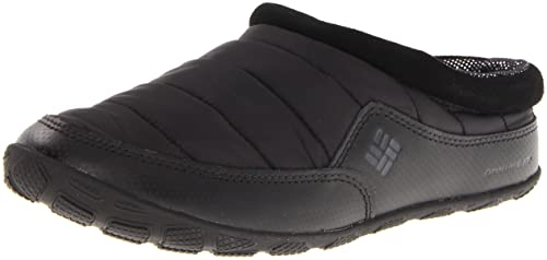 Columbia Packed out Omni-Heat-M - Zapatillas de Estar por casa para Hombre Azul Claro, Color Negro, Talla 46: Amazon.es: Zapatos y complementos