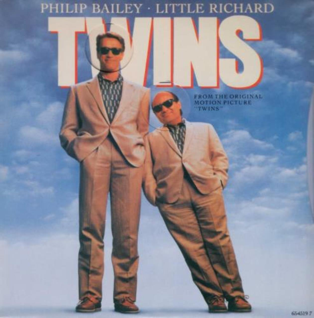 Philip Bailey Twins 1988 Little Richard Vinyl Single Vinyl Single 7 Amazon Com Music