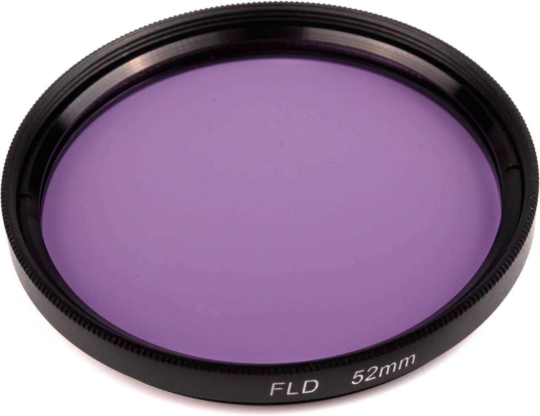 Maxsimafoto CPL mit zus/ätzlichem FLD Filter Set f/ür Panasonic Lumix FZ45 FZ48 FZ100 FZ150 FZ200 FZ300 FZ330. Profi 52mm UV