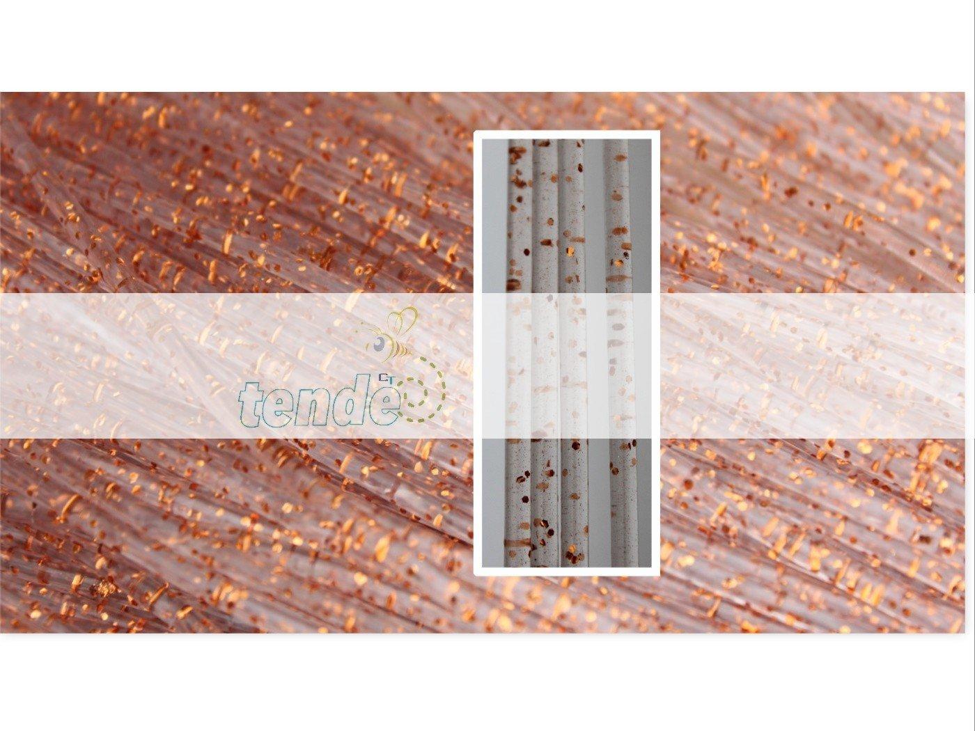 Cirillo Tende PVC-Türvorhänge Modell Diamante - Eichmaß 100X220 100X220 100X220   120X230   130X240   150X250 - Fliegenvorhang - Kunststoff-Vorhänge (120X230, Silber (2)) B01E772LF8 Transparente Gardinen 539f76