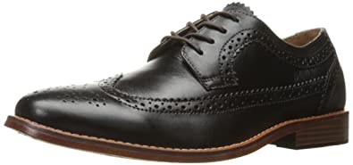 G.H. Bass & Co. Men's Clinton Oxford, Black, ...