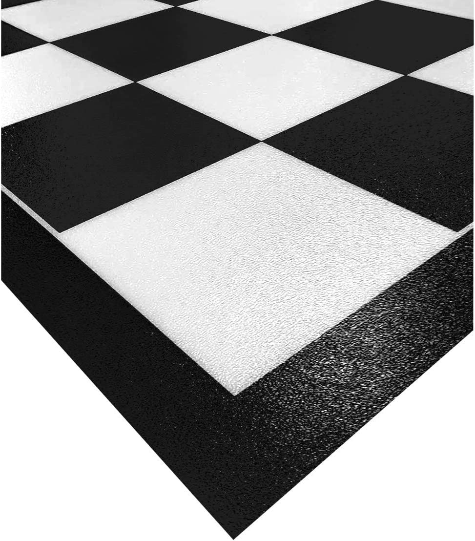G-Floor Closeout 5 x 10 Checkered Parking Pad