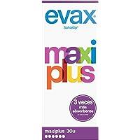 Evax Salvaslip Maxi Plus Protegeslips 30u