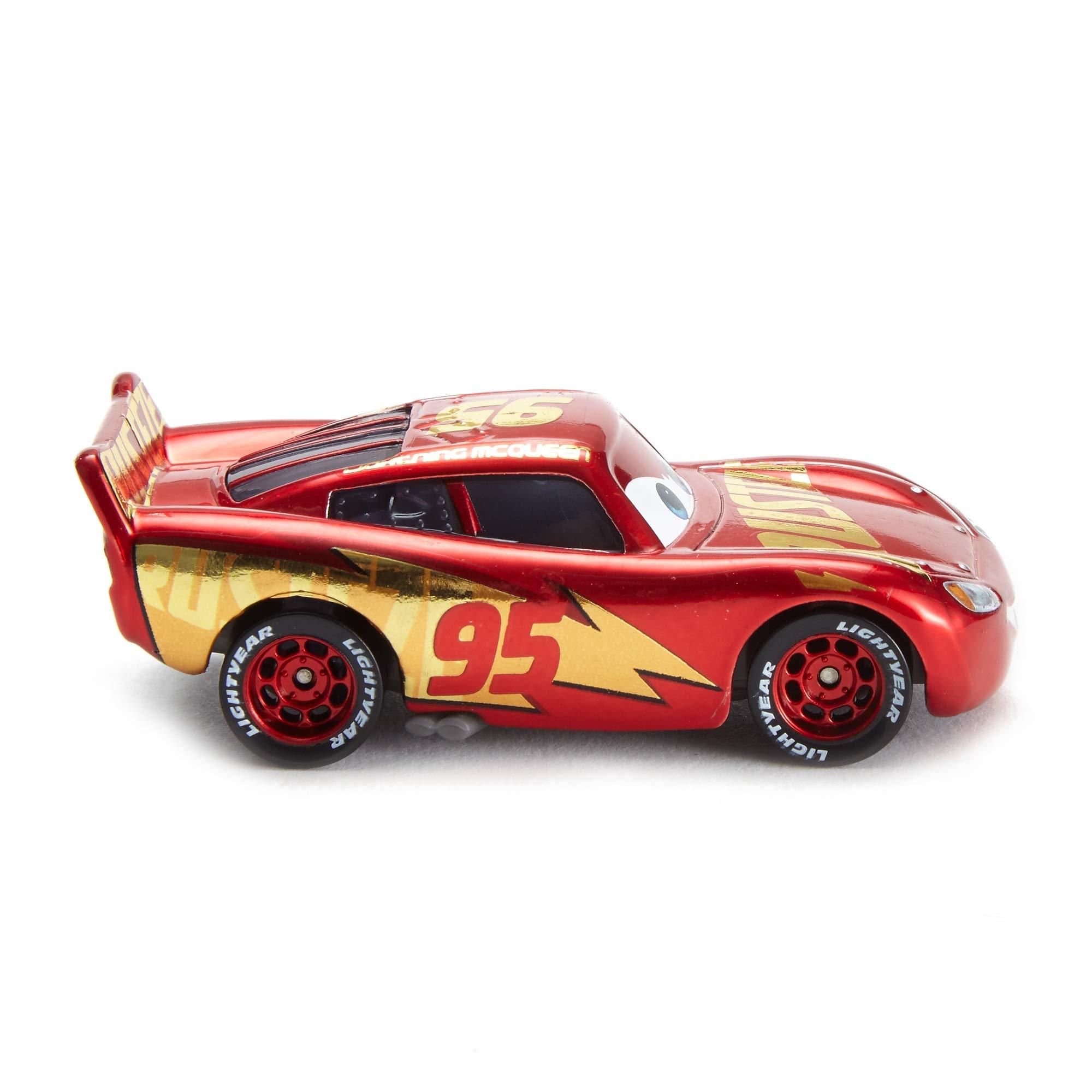 Cars 2 Quick Changers Race Nigel Gearsley Mattel X0619