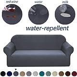 Granbest - Funda para sofá de tela supersuave y elástica, repelente al agua