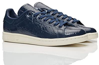 100% authentic f3489 8ffd9 Image Unavailable. Image not available for. Color adidas Originals Womens  Stan Smith Sneakers ...