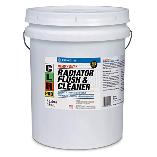 CLR PRO Radiator Flush and Cleaner