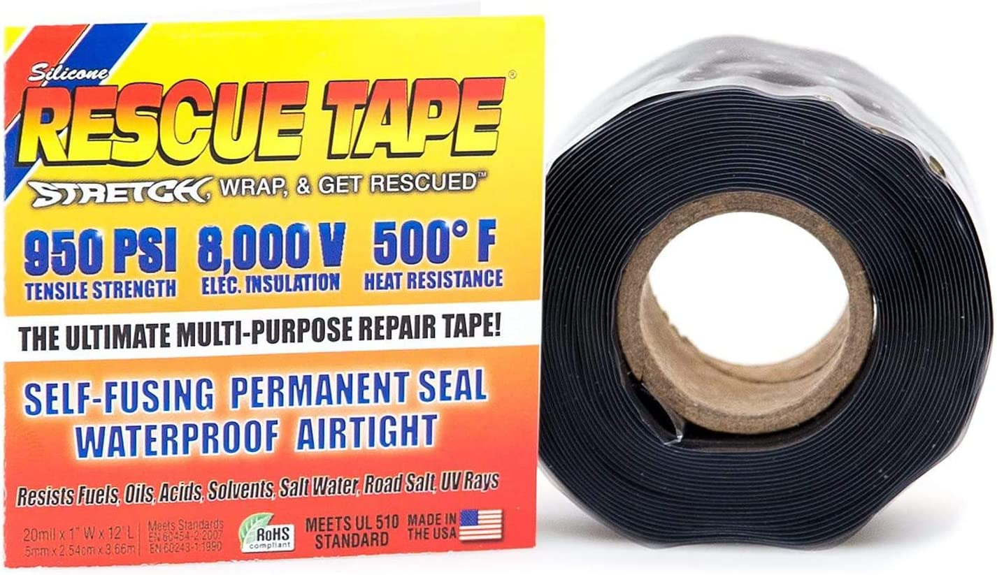 Rescue Tape | Self-Fusing Silicone Tape