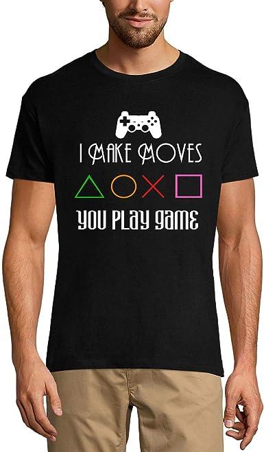 Ultrabasic - Camiseta para hombre con diseño de videojuegos ...