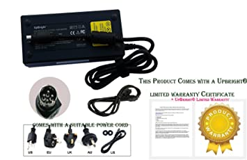 Amazon.com: UpBright NEW 4-Pin DIN 12V AC / DC Adapter For FSP Group ...