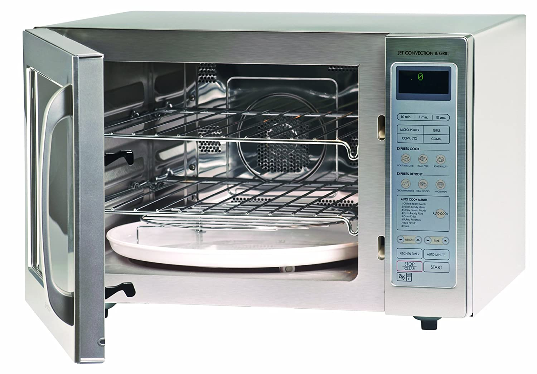 sharp r959slmaa. sharp r98stma digital combi microwave oven stainless steel 40l 900w: amazon.co.uk: kitchen \u0026 home r959slmaa