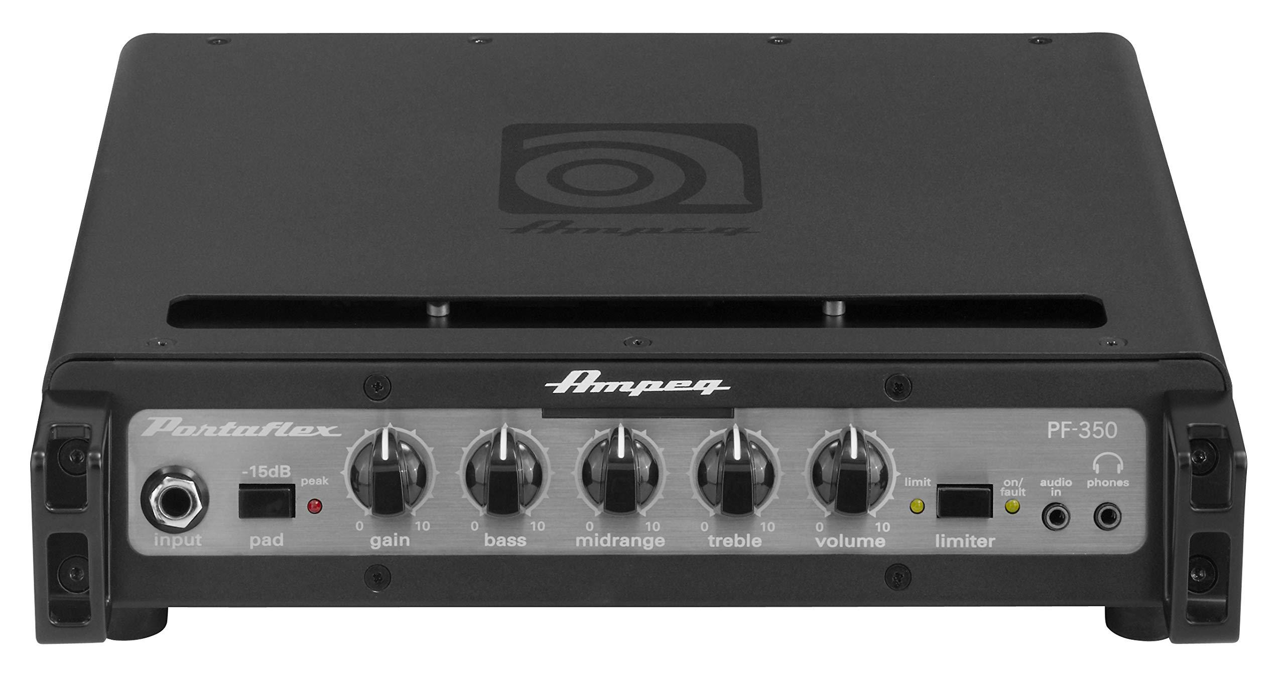 Ampeg Bass Amplifier Head PF-350 by Ampeg