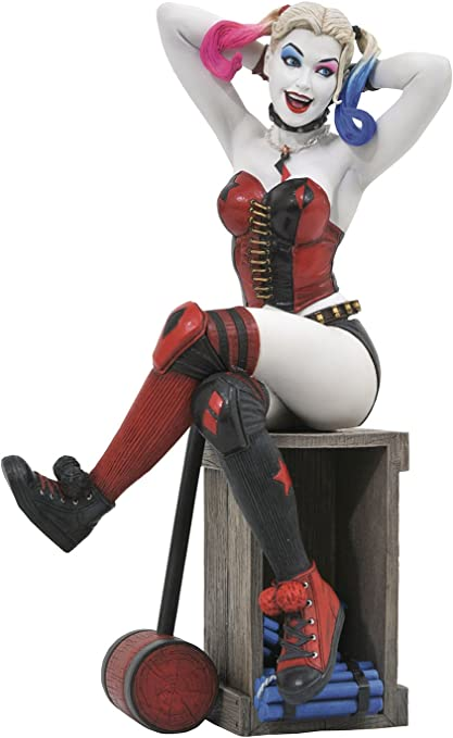 Suicide Squad Harley Quinn PVC Figure