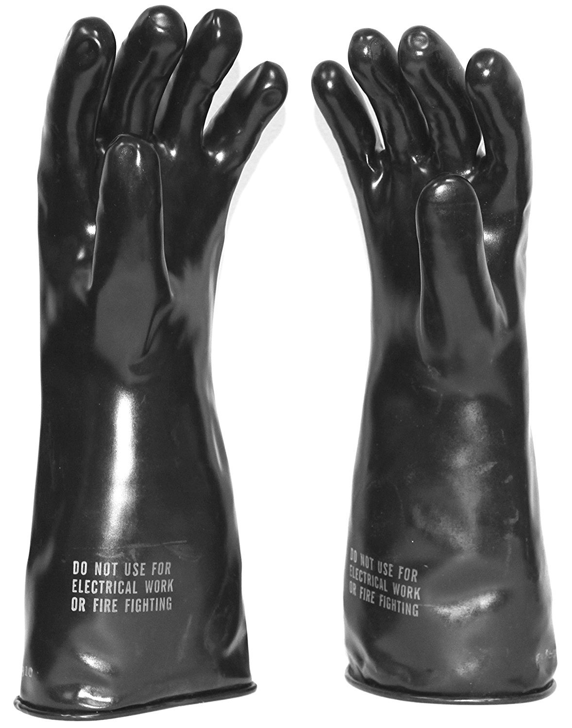 Butyl Rubber Gloves (Chemical Resistant) 12 Per Box (Extra Large) by Sibe North / Brunswick (Image #1)