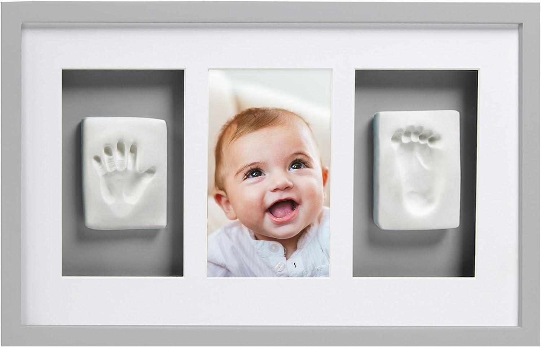 Marco fotos color blanco Pearhead Babyprints