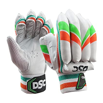 919e742e027 Buy DSC Condor Atmos Cricket Batting Gloves Boys Left (Color May Vary)  Online at Low Prices in India - Amazon.in
