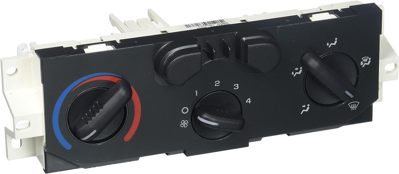 Acdelco 15858832 Gm Original Equipment Heating And Ventilation Control Panel