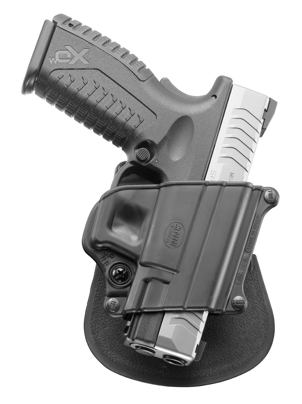 Fobus Concealed Carry hombro Holster para Springfield XD XDM/HS 2000/Taurus PT609, Nowo, PT 24/7. 9 & 40 mm + 6910 Mag. Bolsa: Amazon.es: Deportes y aire ...