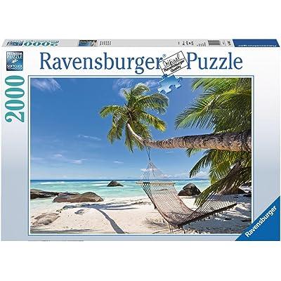 Ravensburger Puzzle 16699Hamac sur la Plage