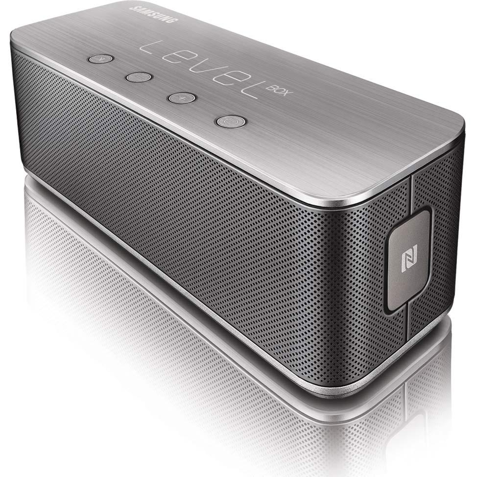 Amazon.com: Samsung Level Box Bluetooth Wireless Speaker ...