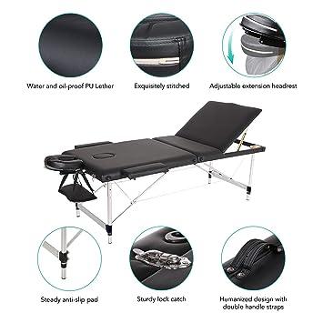 Rotoli Per Lettino Massaggio.Lettino Massaggio Amazon