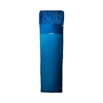 Mammut KOMPAKT MTI Spring Traveller - Saco de Dormir, Unisex Adulto, Azul(Dark