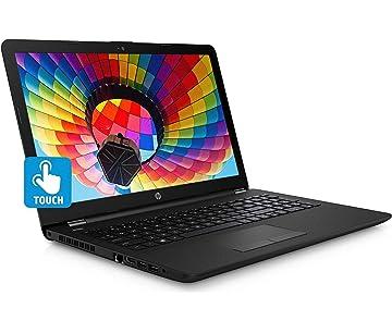 HP 15.6-Inch HD Touchscreen Laptop (Intel Pentium Silver N5000 1.1GHz, 4GB