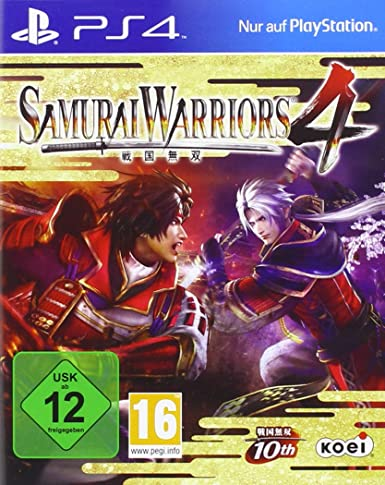 Tecmo Koei Samurai Warriors 4, PS4 Básico PlayStation 4 Inglés ...