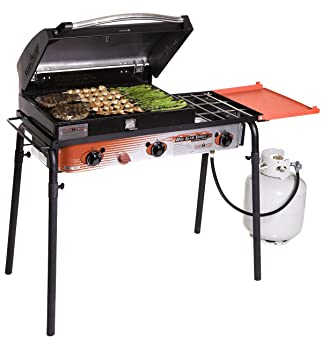 Camp Chef Big 3-Burner Gas Grill