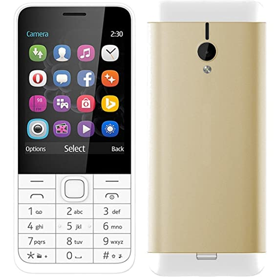 7927299f473 Goodone G230 Dual SIM (GSM + GSM) 2.8 inch TFT Display Keypad Mobile ...