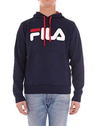 Fila Felpa uomo cappuccio MainApps: MainApps: Amazon.it ...