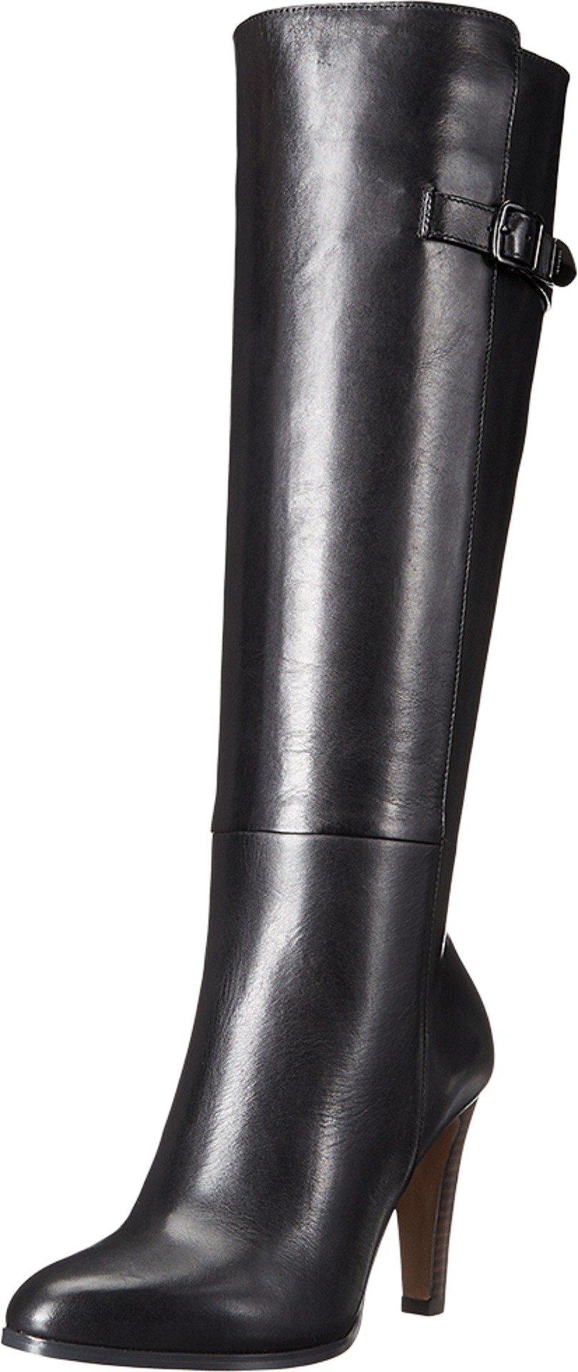 Coach Womens Flat Sandals, Black, Size 5.5