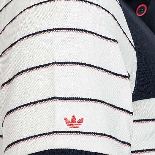 Camiseta polo Adidas Original Porsche Speedster, hombre, blanco ...