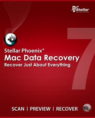 Stellar Phoenix Mac Data Recovery [Download]