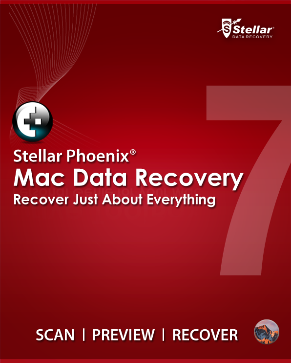 Stellar Phoenix Mac Data Recovery [Download]