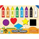 The Learning Journey Lift & Learn Colors & Shapes