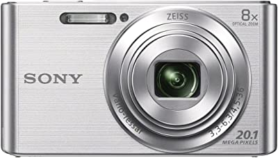 Sony DSCW830 20.1 MP Digital Camera