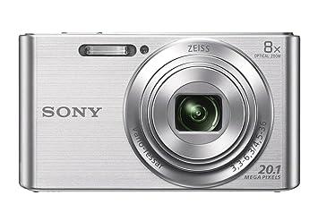 Amazon.com   Sony DSCW830 20.1 MP Digital Camera with 2.7-Inch LCD ... 5d9ab6533731
