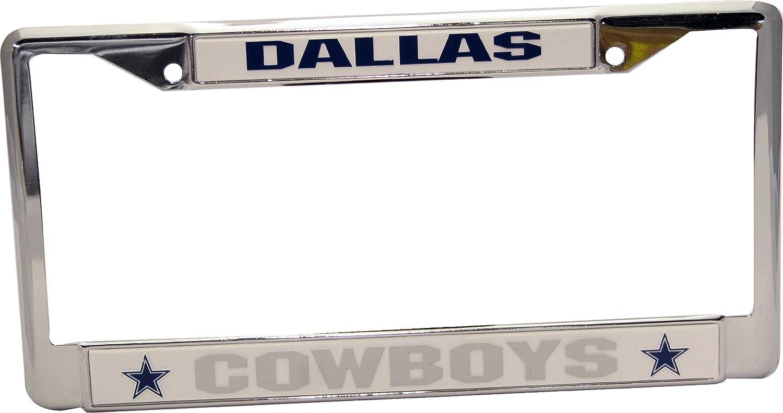 Tolle Dallas Cowboys Kfz Kennzeichenrahmen Fotos - Bilderrahmen ...
