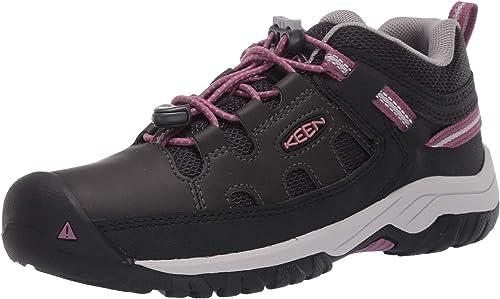 KEEN Unisex-Child Targhee Low Hiking Shoe